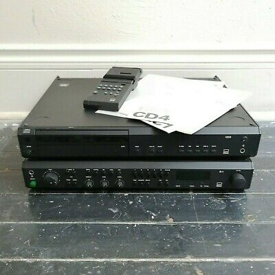 Set of Vintage ADS Analog & Digital Systems RC1 Master Control Players & Remote