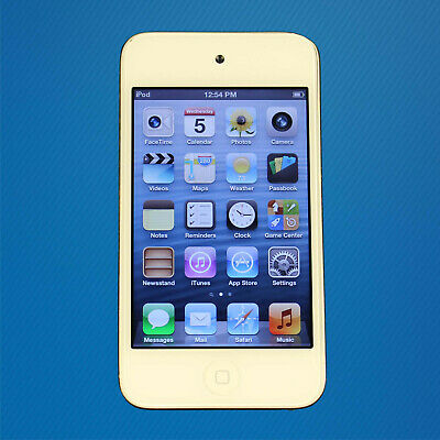 Fair - Apple iPod Touch 4th Generation White (8 GB) Touchscreen - Free Shipping