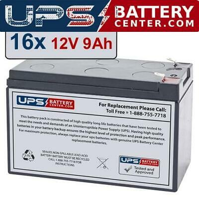 Eaton-Powerware PW9130G2500R-XL2UEU Compatible Replacement Battery Kit