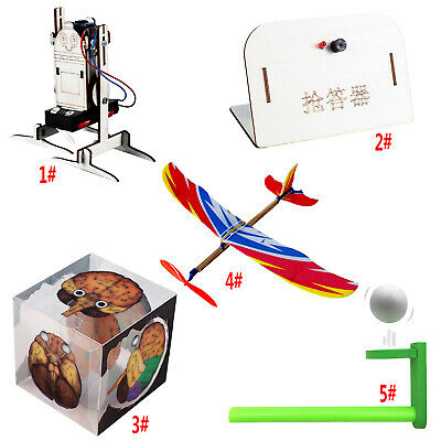 Electric Science DIY Kids Science Experiment Materials Kits Early Learning Toys