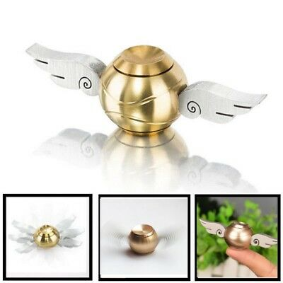 3 Wing Vintage Finish WeFidget/'s 2 Pack Divine Eyes Bundle Fidget Spinner 2
