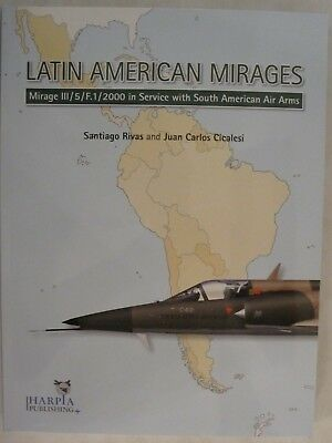 Latin American Mirages - Mirage III/5/F.1/2000 in Service with South American