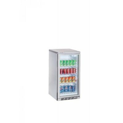 Fridge for Soft Drinks with Port to Glass Series Am - 60 Liters