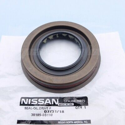 Yukon Gear /& Axle Pinion Seal for Nissan Titan Front Differential YMSG1029