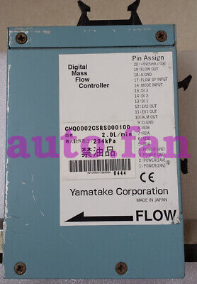 1PC Used for YAMATAKE CMQ0002CSRS000100 flow meter