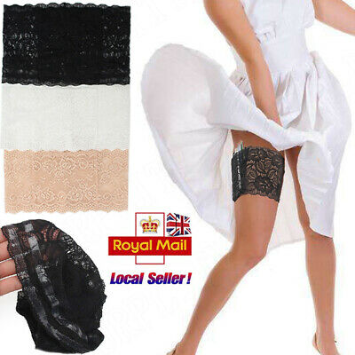 Anti-Chafing Thigh Band Cases Concealed Lace Thigh Holster with Garter Straps