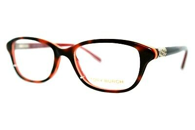 5913511effbbf New Tory Burch Ty 2042 1277 Havana Authentic Eyeglasses Frames 51Mm Ty2042  Rx