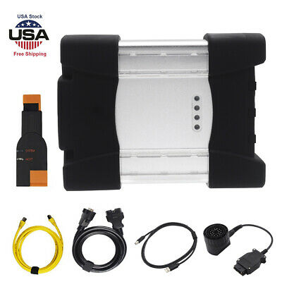 New Generation of ICOMA2 With WIFI Fit BMW NEXT A+B+C Diagnostic Interface Tools