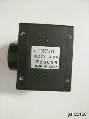 DHL/FedEx Used CIS VCC-G60FV11CL industrial cameras tested