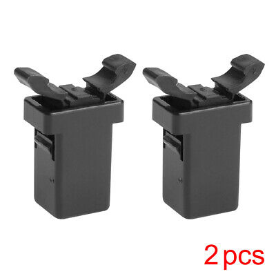 2x compatible 60 litre Trio and Duo bin lid clip catch spare repair touch top p