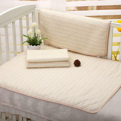 Waterproof Cotton Layer Baby Changing Mat Changing Urine Pad Bed Sheet  QKX