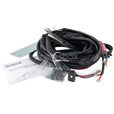 REDARC Tow-Pro Wiring Kit Fits Hilux and Fortuner fits Toyota Fortuner 2.8 D ...