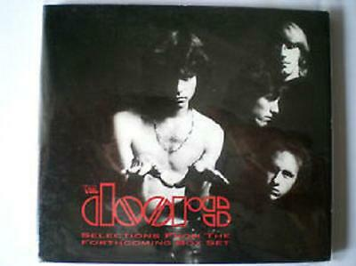 THE DOORS selections from Box Set (RARO cd promo 7 tracce) RARE Jim Morrison
