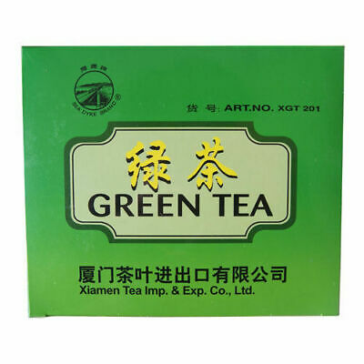 Sea Dyke & Butterfly Chinese Green Tea Bags (6-240) Diet Weight Loss Slimming WW