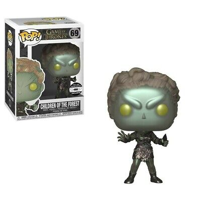 Funko Pop! Game Of Thrones - METALLIC CHILDREN OF THE FOREST #69 HBO Pre-Order
