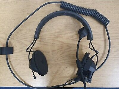 3M™ Peltor™ Lightweight Dual-Sided Non Attenuation Headset - MT32H02
