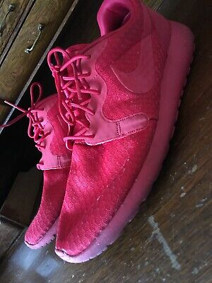 5946d666ea949 NIKE ROSHE ONE Hyperfuse Breeze Crimson Pink Womens Running Shoes ...