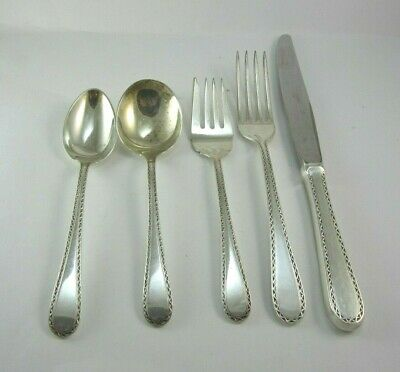 Winslow By Kirk & Son  Sterling Silver Place Setting #1 (Not Monogrammed)