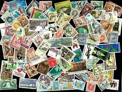 100 BRITISH AFRICA STAMPS USED .  mostly  All different from kiloware good used