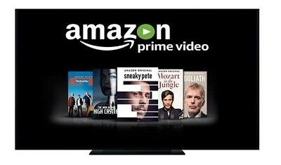 Amazon Prime Video y Music Unlimited, 1 Mes, 3 Dispositivos (1 Month, 3 Devices)