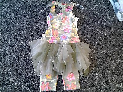 Sale New  Kate Mack Short Set   Size   4  Years 5 Years