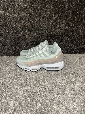 ea164f768a Nike Air Max 95 OG Women's Shoes Light Silver Moon Particle 307960-018