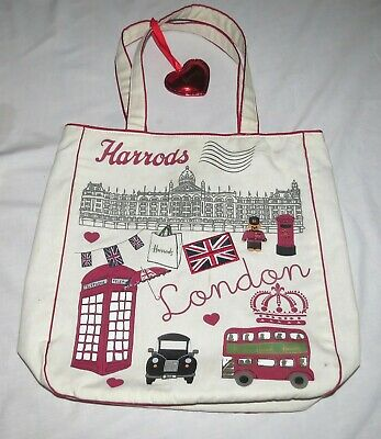 Harrods Borsa Pvc It 00picclick Eur Originale Yvnon08mw 10 Media SGUqzMVp