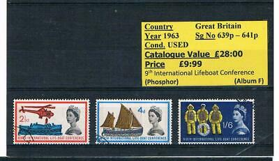 GB Stamp - 60s Sets Used