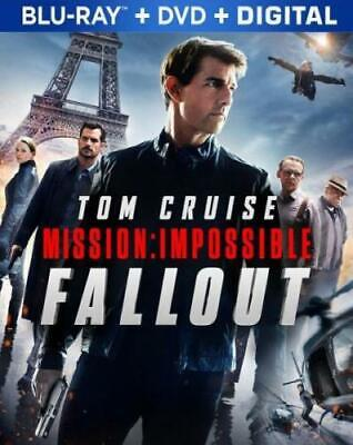 MISSION: IMPOSSIBLE - FALLOUT (Region A BluRay,US Import,sealed.)