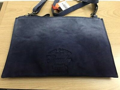 Superdry Women's Unique Sample Anneka Ombre Clutch - Navy Dip BNWT
