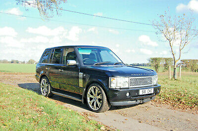 Land Rover Range Rover 3.0 Td6 Vogue Automatic Part Exchange Welcome