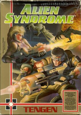 Alien Syndrome - NES (cartridge only)