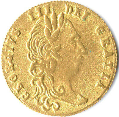 1788 Gaming Token Of King George Iii. In Memory Of The Good Old Days  #Wt2020