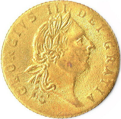 1788 Gaming Token Of King George Iii. In Memory Of The Good Old Days  #Wt2028
