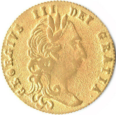 1788 Gaming Token Of King George Iii. In Memory Of The Good Old Days  #Wt2036