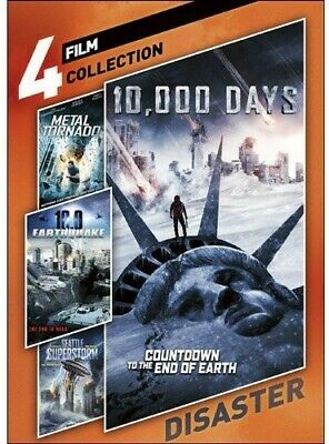 4-Film Collection: Disaster (DVD Used Very Good)