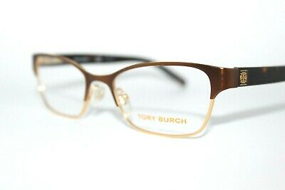 b59497171e98 New Tory Burch Ty 1040 3032 Brown Authentic Eyeglasses Frames 51Mm Ty1040 Rx