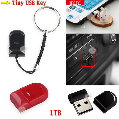 USB 2.0 Chiave Flash Stick Drive MEMORIA Chiavetta 32 64 128 GB 1TB Ultra Fit
