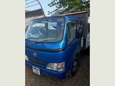 Toyota DYNA 350 SWB DROPSIDE NO VAT TO PAY P.X TO CLEAR