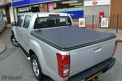 To Fit 2016+ Isuzu D-Max / Rodeo Tri Fold Soft Tonneau Cover LONG BED 4x4 Pickup