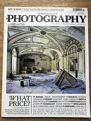 British Journal of Photography / January 2011 / Issue no. 7784 / What Price?