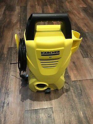 Karcher 1.673.122.0 K2 Compact Pressure Washer (body only)