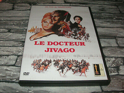 LE DOCTEUR JIVAGO /  Omar Sharif  Julie Christie / / DVD