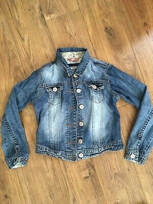 Next Jeans Jacket 9-10 Years Girls