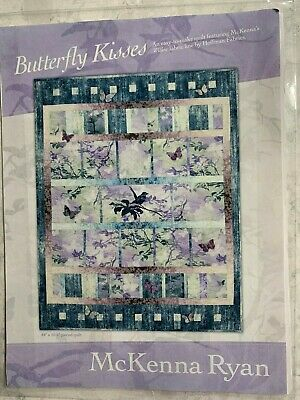 McKenna Ryan Patterns: Butterfly Kisses and Dreaming of Dawn
