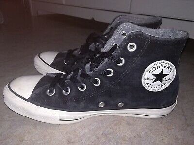 CONVERSE ALL STAR Chucks 38 Schwarz Gefüttert Top