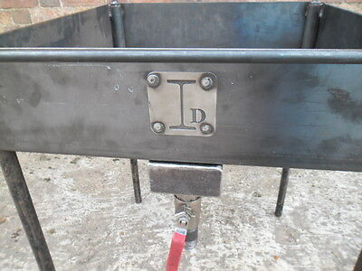 Farriers / Blacksmiths Forge, hearth, solid fuel, packs away