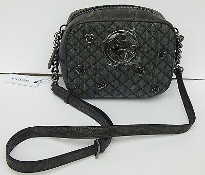 GUESS COAST TO COAST CROSSBODY BAG * AUTHENTIC * $41.66