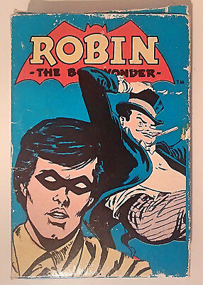 Robin: The Boy Wonder (Card Game) Whitman / Batman / D.C Comics 1978 --RARE--