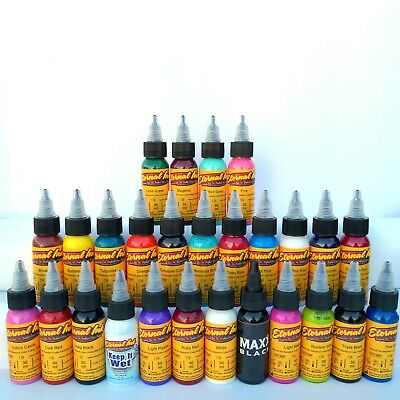 Kit Eternal Ink (28 Unidades)